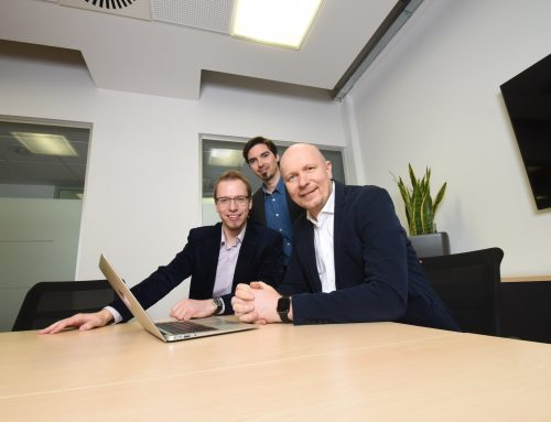 Mopius zieht in den A1 Start Up Campus!